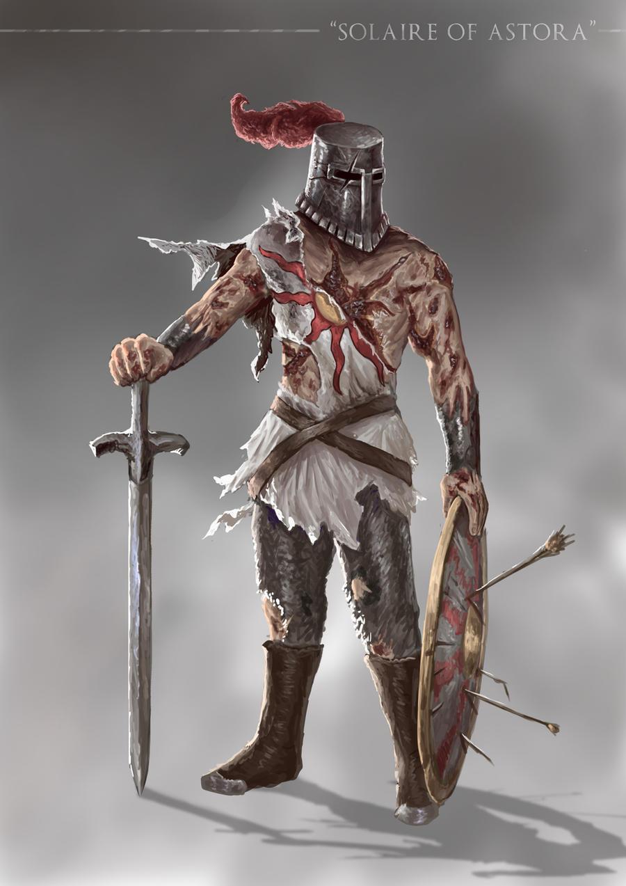 Bloodborne арт 8