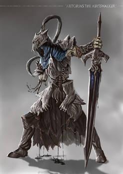 Grimdark Souls - Artorias the Abysswalker