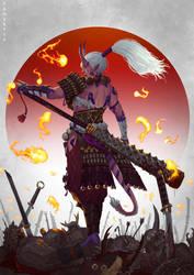 Sacred Fist by SaneKyle
