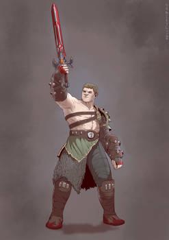 Barbarian of DOOM