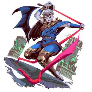 Megaera, The Fury