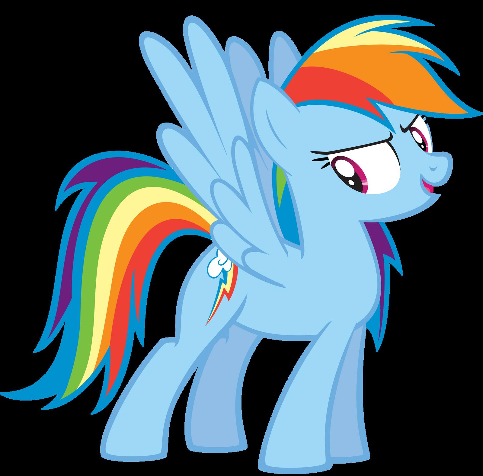 Rainbow is a Badass by brycehebert