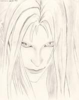 Sephiroth - FFVII by AlaudeSketchbook