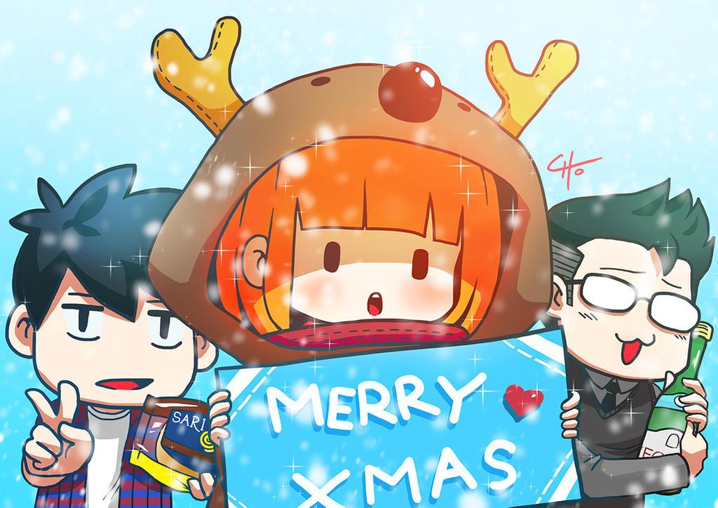 - Merry Xmas - by Choroshi