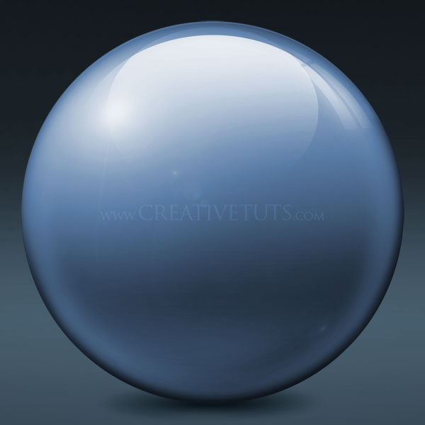 Realistic Sphere PS Action by creativetuts