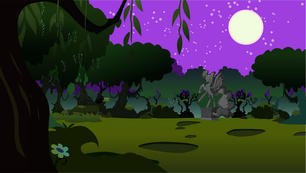 Nightmare Night in the Everfree Forest