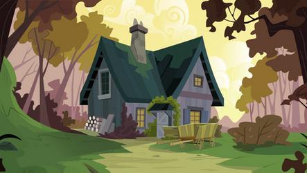 Residence of a Cranky Doodle Donkey