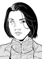 Agent Justice by RockAlves