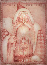 FATHER CHRISTMAS by chicourano