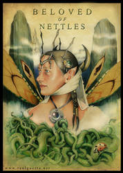 BELOVED OF NETTLES by chicourano