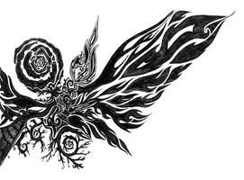 En alas del fuego