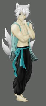 Fox man - Fin