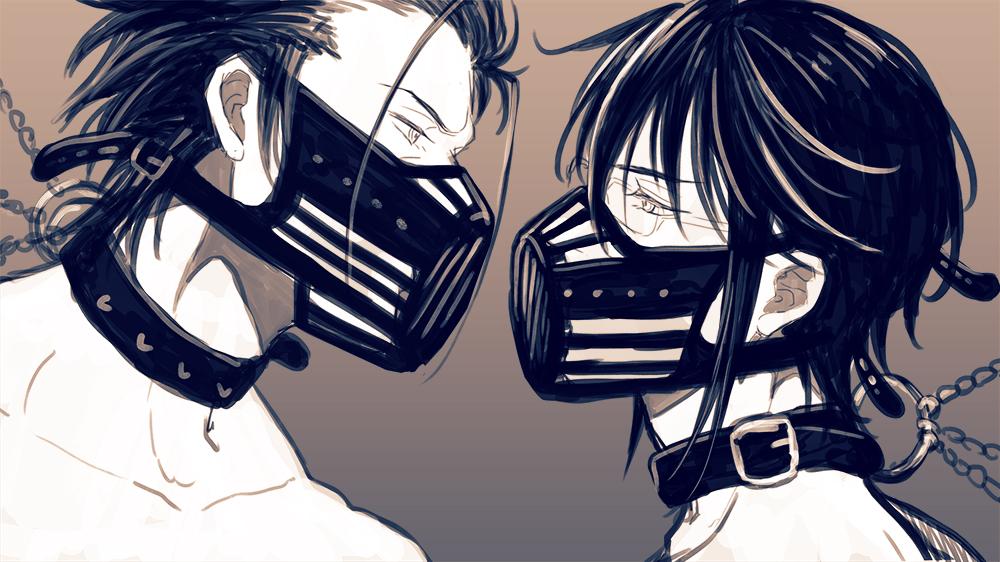 [K/MikoRei] Kiss or Fight by hueyo