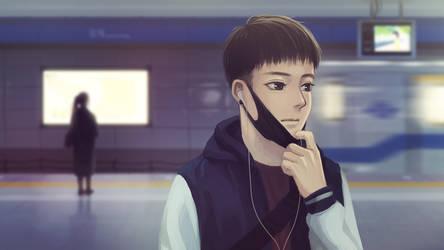 Platform by hueyo