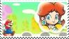 Stamp Mario x Daisy by MarioBeePlz