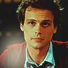 Spencer Reid icon : 1 by Santonator