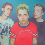 Green Day icon : 1 by Santonator