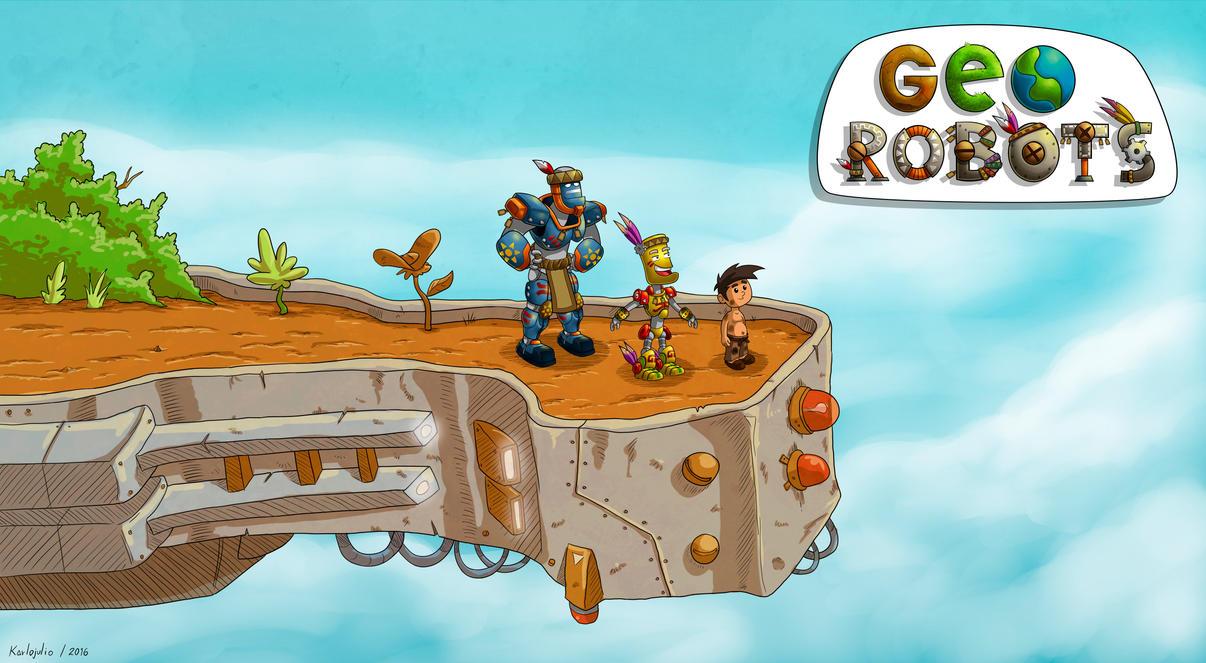 Geo Robots Imagen 5 by KARLOJULIO