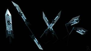 Break Blade (RWBY OC Weapon)