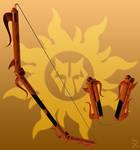 Solem Radii (RWBY OC weapon)