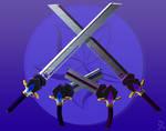 Indigo Stormcrest (RWBY OC weapon)