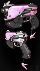 DVA's Pistol (Overwatch)