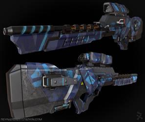Gauss Sniper Rifle