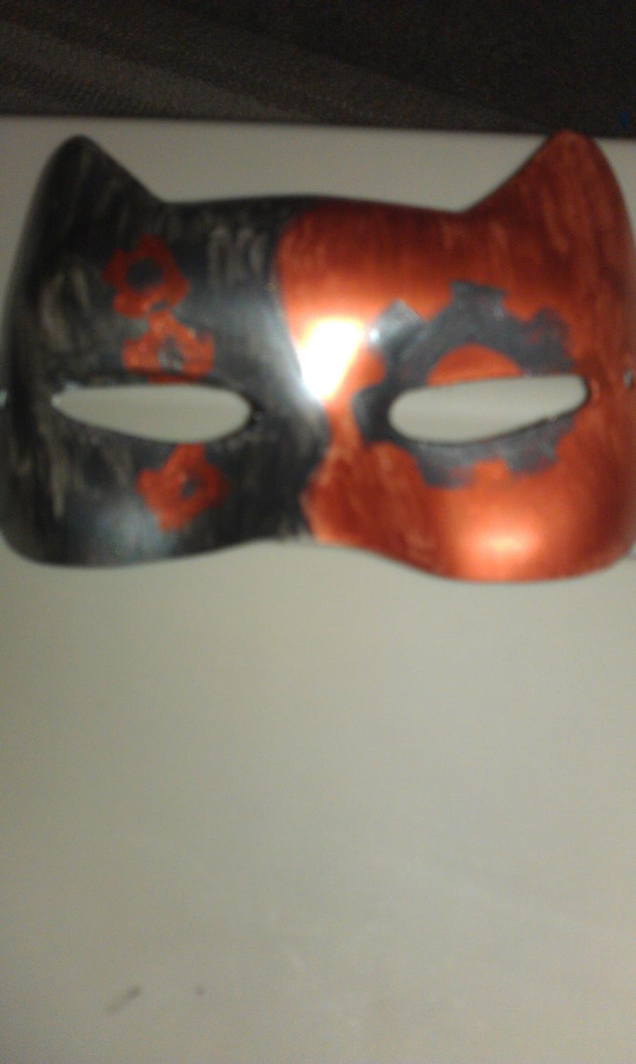 Gear mask by anaracorra