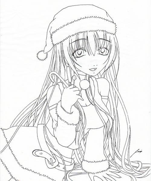 Merry Christmas By Mitsukki On DeviantArt