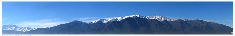 Los Andes by viva-chile