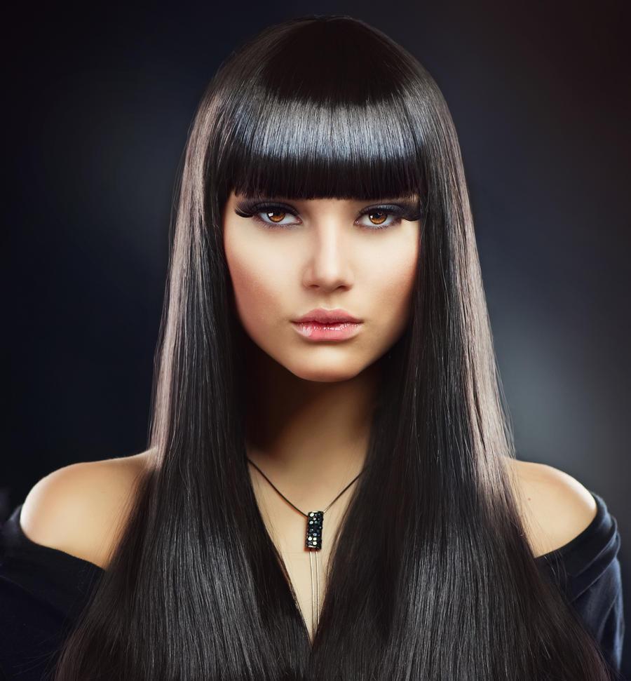 Прически с длинными волосами женские