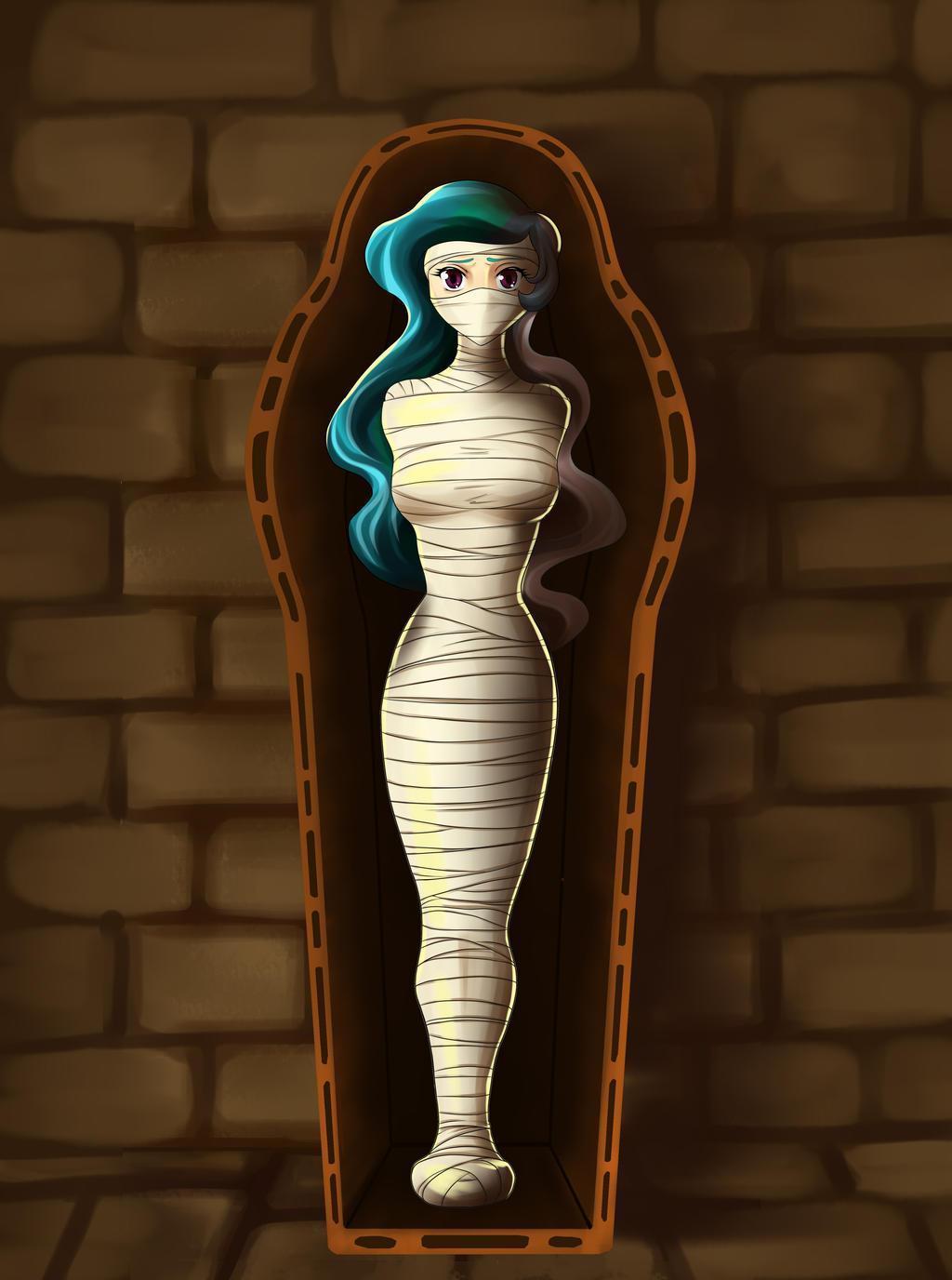 Princess Celestia human 8 by Yashasun on DeviantArt