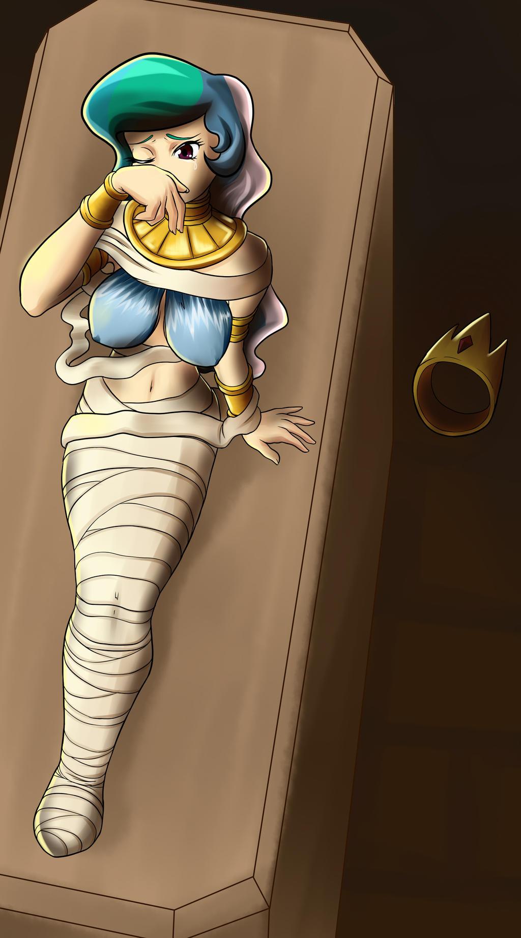 Princess Celestia human 6 by Yashasun on DeviantArt