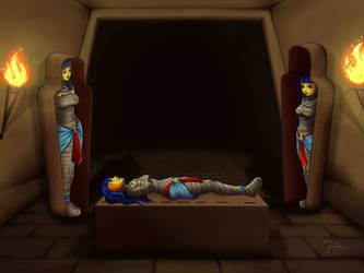 Tomb-egyptian-Damsels 5