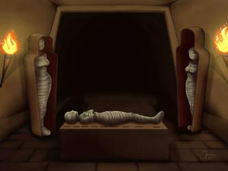 Tomb-egyptian-Damsels 4