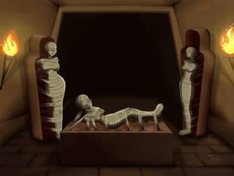 Tomb-egyptian-Damsels 3