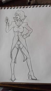 Phantomdotexe sketch inks