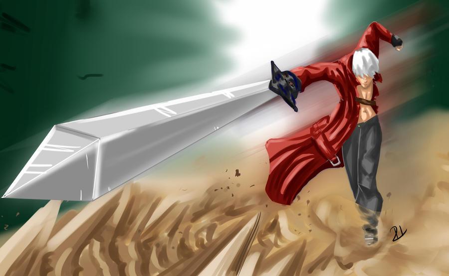 Dante stringer by migthyrion