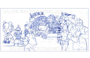 World of Capcom-WIP by Silver-Ray