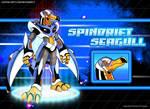 Spindrift Seagull by Silver-Ray