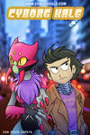 Cyborg Kale - Webcomic English version DEBUT!