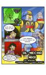 CK 002 Comic page Good Ol' Mecha