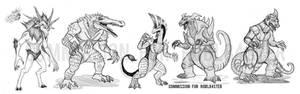 OC Kaiju Commissions