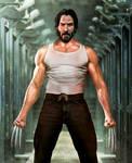 Keanu Reeves as Wolverine
