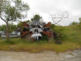 Mutoid Waste Company by DOK-FITZ
