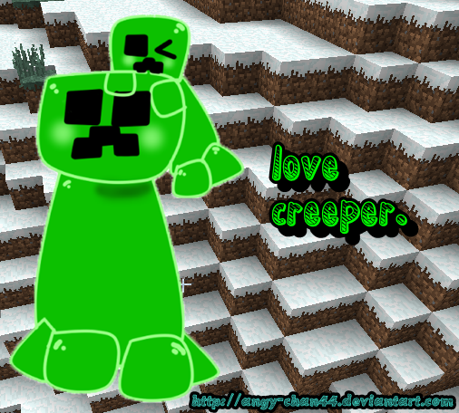 Love Creeper by angy-chan44