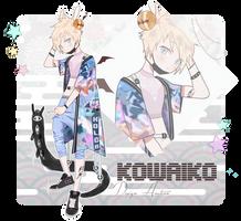 Kowaiko Design Auction /AB added (Closed) by Yasukani