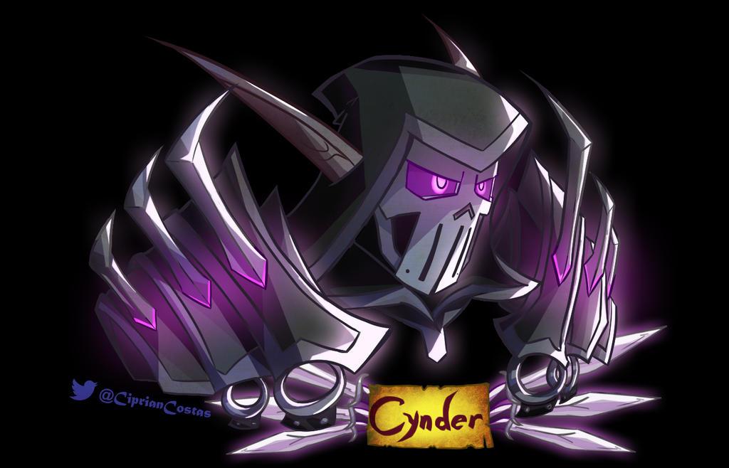 Cynder - World of Warcraft Fan Art by existtraiesc