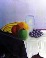Fruits by r-Ghaidaa