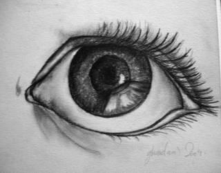 eye by r-Ghaidaa
